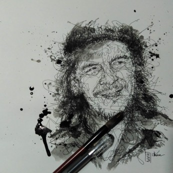 Portrait Scribble #2