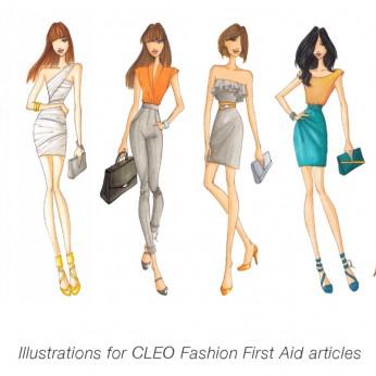 Fashion Girls 4